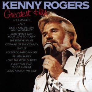Kenny Rogers - Greatest Hits (1983)
