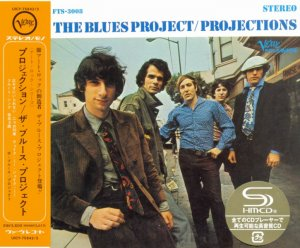 The Blues Project - Projections (1966) (Japan SHM) (2013)