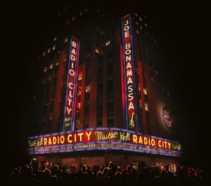 Joe Bonamassa - Live At Radio City Music Hall (2015)