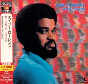 Azar Lawrence - People Moving (1976) [2014 Japan Rare Groove Funk Best Collection 1000]