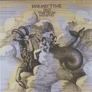 January Tyme - First Time From Memphis (1970)