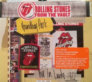 The Rolling Stones - From the Vault: Live in Leeds 1982 [2CD] (2015)