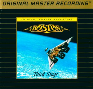 Boston - Third Stage (1986)