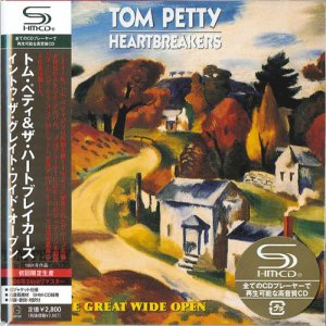 Tom Petty & The Heartbreakers - Into The Great Wide Open [Japan SHM-CD] (2009)