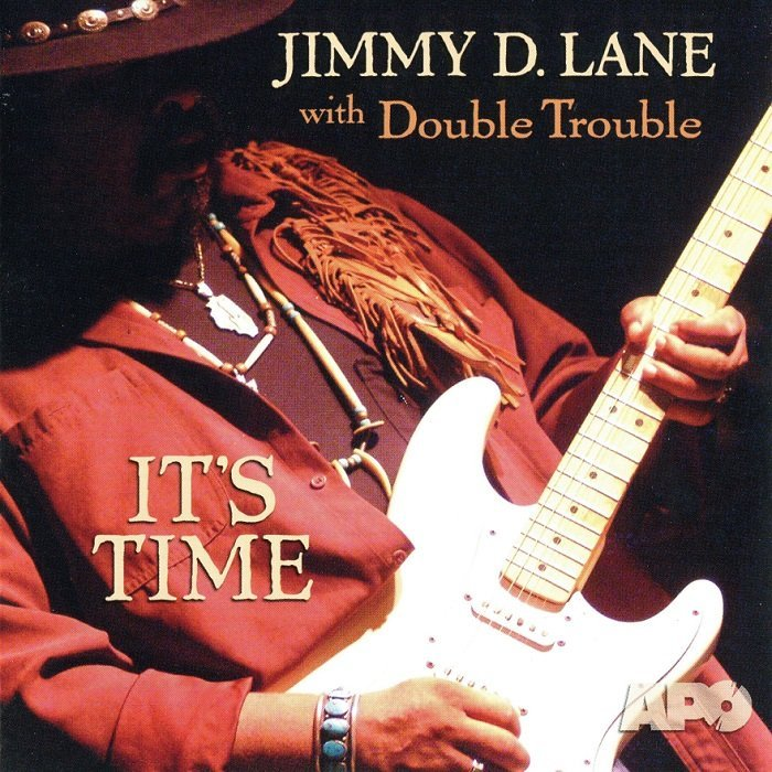 Jimmy D Lane With Double Trouble It S Time Sacd 2004
