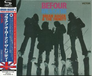 Brian Auger And The Trinity - Befour (1970)