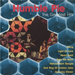 Humble Pie - Greatest Hits (1989)