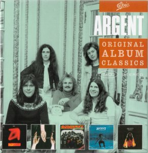 Argent - Original Album Classics (5CD) (1969-1974)