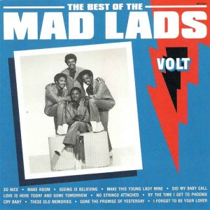 The Mad Lads - The Best Of The Mad Lads (1984) [1991]