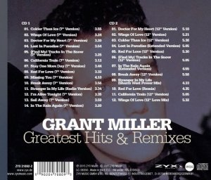 Grant Miller - Greatest Hits & Remixes (2015)