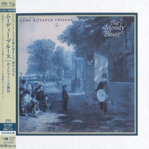 The Moody Blues - Long Distance Voyager (1981) [Japanese SHM-SACD 2014] PS3 ISO + HDTracks