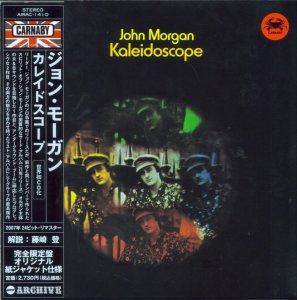 John Morgan - Kaleidoscope (1971) (Japan Remastered) (2007)