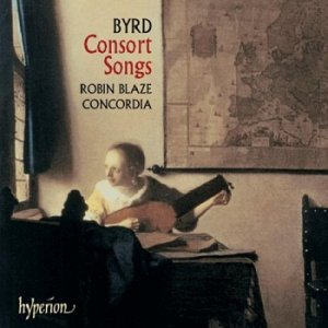 William Byrd - Consort Songs (Robin Blaze, Concordia) (2004)