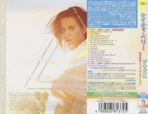 Katy Perry - Prism [Japan Visit Special Edition] (2014)