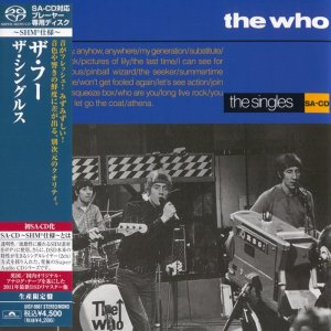 The Who - The Singles (1984) [Japanese Limited SHM-SACD 2011] PS3 ISO + HDTracks