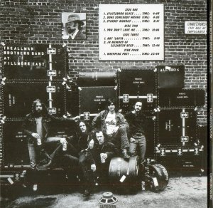 The Allman Brothers Band - At Fillmore East (1971) [Japanese Limited SHM-SACD 2010] PS3 ISO