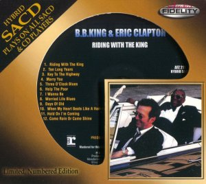 B.B. King & Eric Clapton - Riding With The King (2000) [Audio Fidelity SACD 2015] PS3 ISO + HDTracks