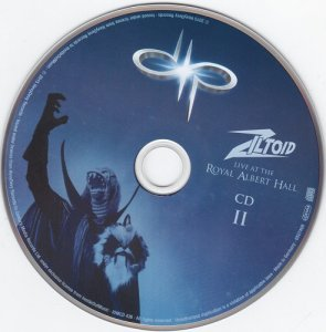 Devin Townsend - Ziltoid Live At The Royal Albert Hall (2015)