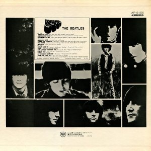 the beatles rubber soul japan lp 1972 lossless music download flac ape wav. Black Bedroom Furniture Sets. Home Design Ideas