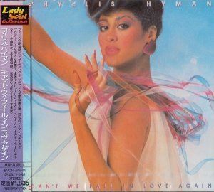 Phyllis Hyman - Can't We Fall In Love Again (1981) [1999 Japan]