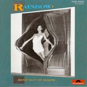 Rainbow - Bent Out Of Shape (Japan 1st Press) (1983)