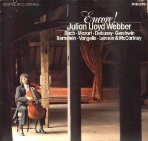 Julian Lloyd Webber - Encore!: Travels with My Cello, Vol.2 (1986)