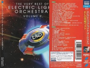 Electric Light Orchestra - The Very Best of ELO [2CD Japan Edition] (2005; 2007) [2015]