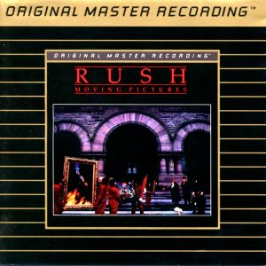 Rush - Moving Pictures (1981)