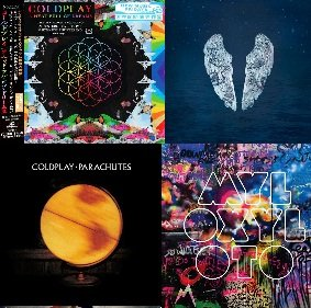 Coldplay - Discography (2000-2015) » Lossless music download | flac