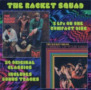 The Racket Squad - The Racket Squad/Corners Of Your Mind (1968/69) [Remastered] (1999)