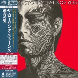 The Rolling Stones - Tattoo You (1981) [Japanese Limited SHM-SACD 2011] PS3 ISO + HDTracks
