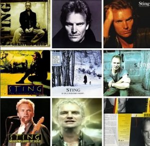 Sting – Discography [1985 – 2013]