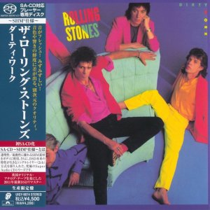 The Rolling Stones - Dirty Work (1986) [Japanese Limited SHM-SACD 2011] PS3 ISO
