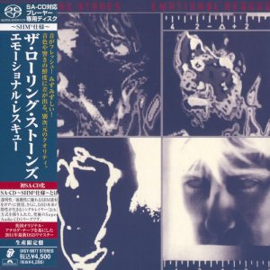 The Rolling Stones - Emotional Rescue (1980) [Japanese Limited SHM-SACD 2011] PS3 ISO + HDTracks