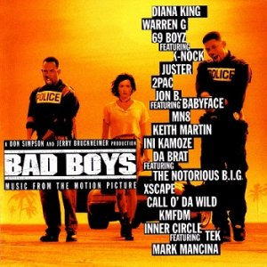 Mark Mancina & VA - Bad Boys / Плохие парни OST (1995)