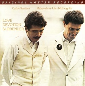 Carlos Santana & John McLaughlin - Love Devotion Surrender (1973)