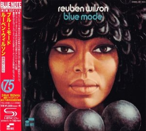 Reuben Wilson - Blue Mode (1969) [2014 Japan SHM-CD 24-192 Remaster]