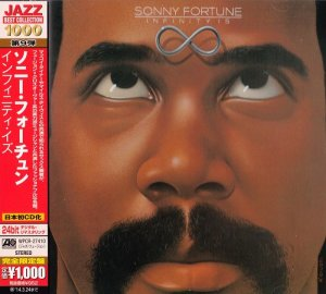 Sonny Fortune - Infinity Is (1978) [2014 Japan 24-bit Remaster]