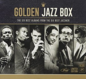 VA - Golden Jazz Box: Men (2015)