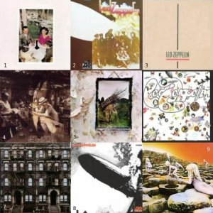 Led Zeppelin – Full Discography [1969-2014]