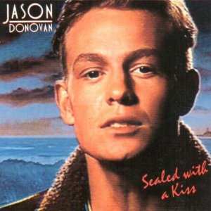 Jason Donovan - Sealed With A Kiss (Mini-CD Single) (1989)