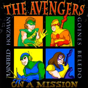 The Avengers - On A Mission (2015)
