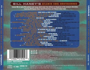 VA - Bill Haney's Atlanta Soul Brotherhood (1998)