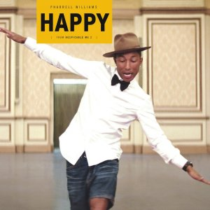 Pharrell Williams - Happy (CD Single) (2014)
