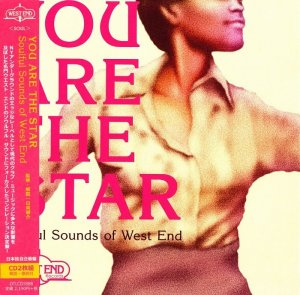 VA - You Are The Star: Soulful Sounds Of West End [Japan] (2015)