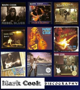 Mark Cook - Discography: 9 Albums (2000-2015)