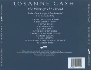 Rosanne Cash - The River & The Thread (2014)