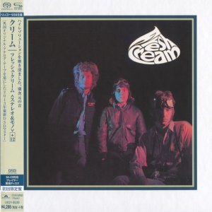 Cream - Fresh Cream (1966) [Japanese Limited SHM-SACD 2013] PS3 ISO + HDTracks