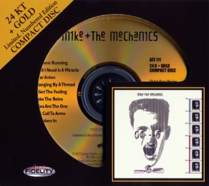 Mike & The Mechanics - Mike & The Mechanics (1985)
