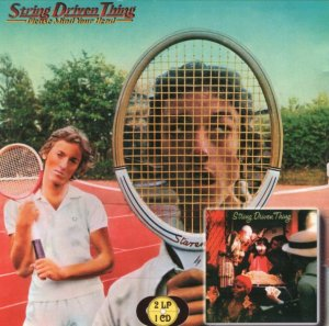 String Driven Thing - String Driven Thing/Please Mind Your Head (1972-74) (2006)